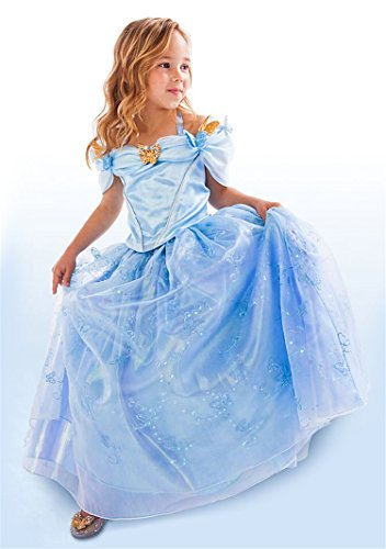 Princess Cinderella Halloween Custume Cinderella Princess Elsa Dress