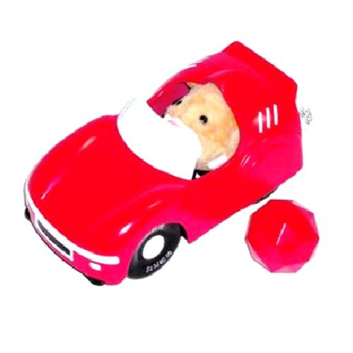 Zhu Zhu Pet Hamster Deluxe Accessories:  Convertible Sports Car - 1