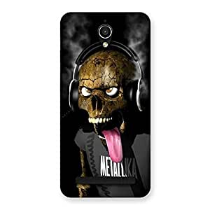 Special Metal Tounge Back Case Cover for Zenfone Go