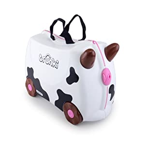 Trunki Frieda The Cow Ride-On Suitcase