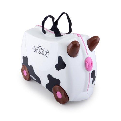 <p>Trunki, la primera maleta más premiada Creada para que los más pequeños desde 3 años puedan hacer su propio equipaje y</p>