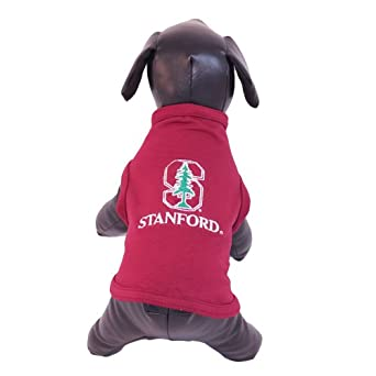 Buy NCAA Stanford Cardinal Cotton Lycra Dog Tank Top by All Star Dogs