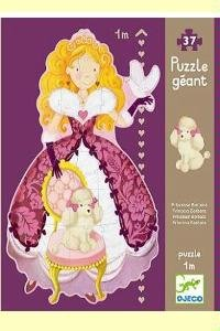 Cheap Djeco Princess Barbara Giant 37 Piece Floor Puzzle (B004808YC4)