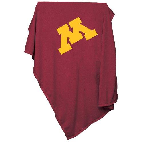 Ncaa Minnesota Golden Gophers Sweatshirt Blanket