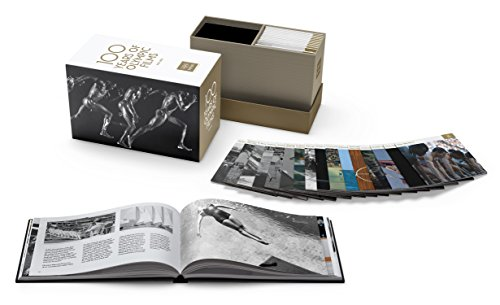 DVD : 100 Years of Olympic Films (Criterion Collection) (Boxed Set, Full Frame, Special Edition, Collector\'s Edition, Restored)