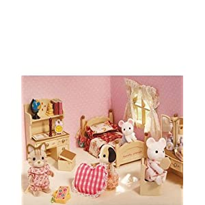 Classic Calico Critters Bedroom Set Design Ideas