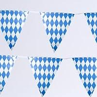 Oktoberfest Pennant Banner from Century Novelty
