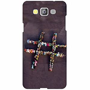 Via flowers Back Cover For Samsung Grand Max Play Game Multi Color