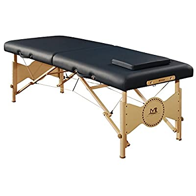 Mt Massage Midas Entry Massage Table Package , Extra Long and Carrying Case Included