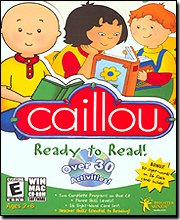 Caillou Ready to Read [Old Version]