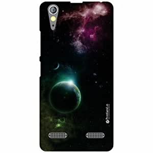 Lenovo A6000 Plus Back Cover - Wao Designer Cases