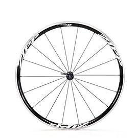 Zipp 2012 101 Clincher Road Bicycle Wheel - Front