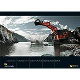 """Heavy Equipment 2010 Calendar: DEN Baumaschinen - Kalendervon """"Andre Brockschmidt"""""""