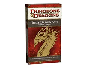 Three-Dragon Ante: Emperor's Gambit: A D&D Game (4th Edition D&D)