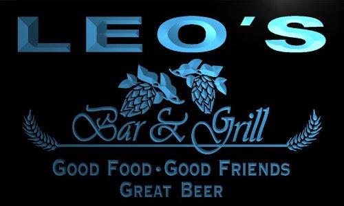 pr168-b-leos-bar-grill-beer-wine-neon-light-sign