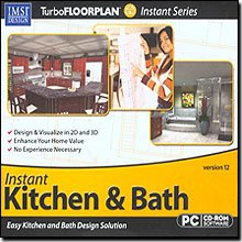 Turbofloorplan Instant Kitchen & Bath V12