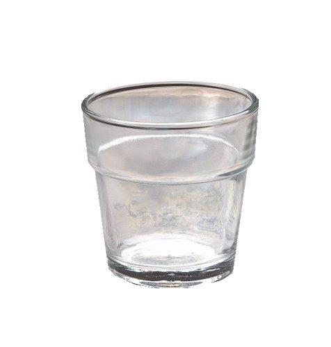 Biedermann & Sons Clear-Glass Votive Candleholders, Set of 12