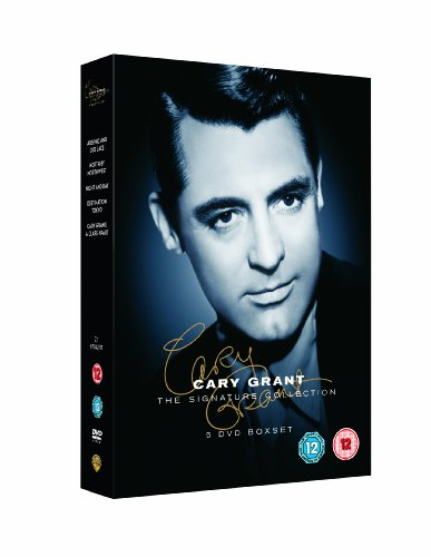Cary Grant Collection (5 Disc) (Night and Day, Destination Tokyo, North By Northwest, Arsenic and Old Lace, Carry Grant Documentary) [DVD]