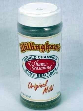 Willingham'S Original Mild Seasoning 13.5 Oz