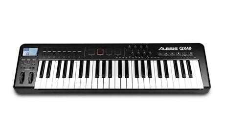 Imagen de Alesis QX49 USB / MIDI del controlador del teclado extendido