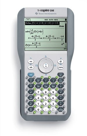 TI-Nspire CAS Graphing Calculator
