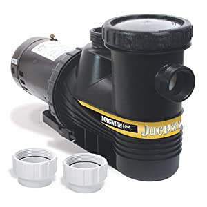 Jacuzzi Magnum Force 3 4 Hp In Ground Swimming Pool Pump