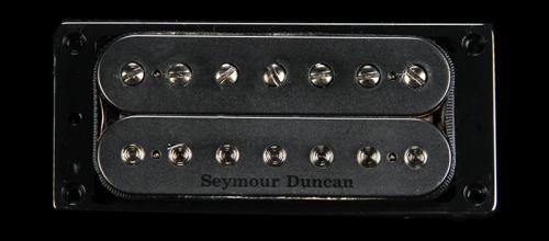 Seymour Duncan Sentient 7 String Neck Humbucker Passive Mount Uncovered, Black