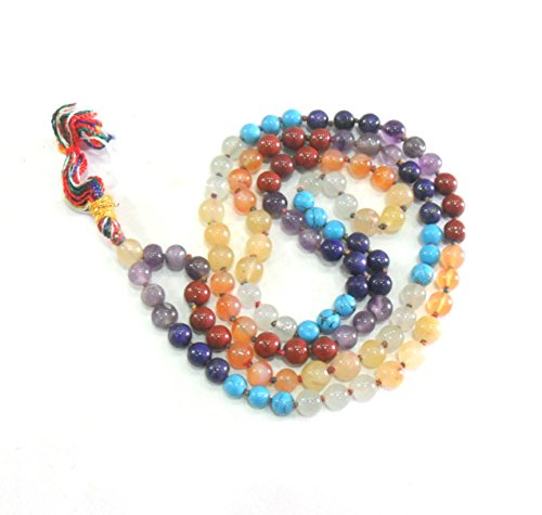 7-Chakra-Jap-Mala-Rosary-Prayers-108-beads-Necklace-33