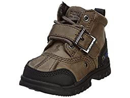 Polo Ralph Lauren Tyrek Boots Toddlers Style: 97110 TD-CHARCOAL Size: 4.5