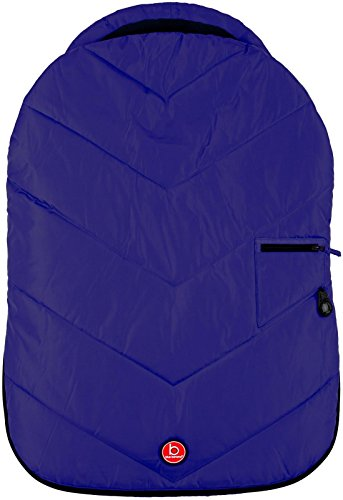 Blue Banana Urban Pod Car Seat Cover - Navy