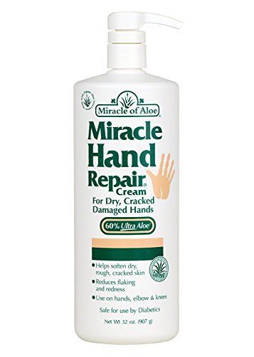 Miracle Hand RepairTM Cream, w/pump 32 oz. (Miracle Hand Cream compare prices)