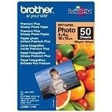 Brother BP71GP50 Fotopapier A6 50BL 260g