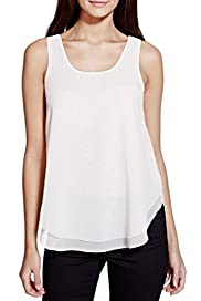 Double Layer Vest Top [T69-2602K-S]