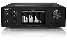 OPPO HA-1 Headphone Amplifier / DAC / Stereo Pre-amplifier (Black)