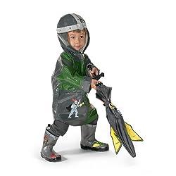Dragon Knight Kidorable childrens rain kit
