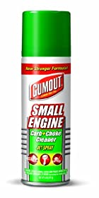 Gumout 800002241 Carb and Choke Cleaner Jet Spray - 6 oz.