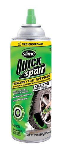 Slime 60088 Quick Spair 400ml Emergency Flat Tyre Repair