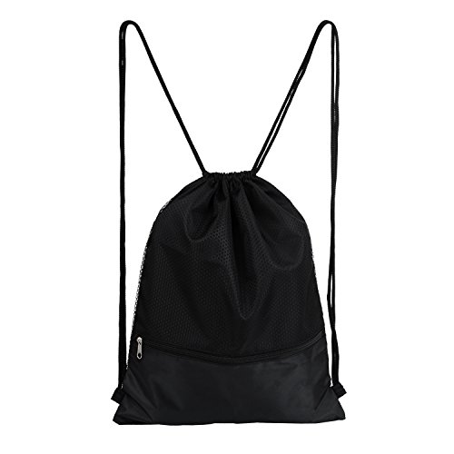 chnano-sackpack-waterproof-gymsack-drawstring-gym-bag-with-pockets-for-outdoor-storage