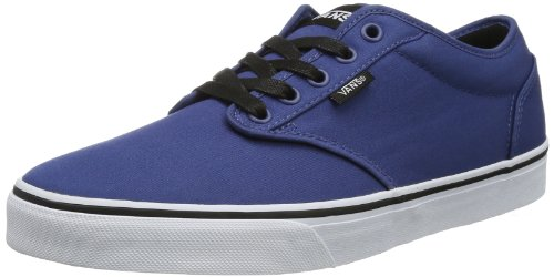 Vans Mens Atwood M Low-Top VTUYC66 Textile/STV Navy/Black 10.5 UK, 45 EU
