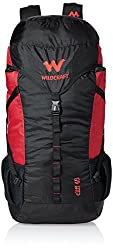 Wildcraft 45 Ltrs Red Rucksack (8903338073857)