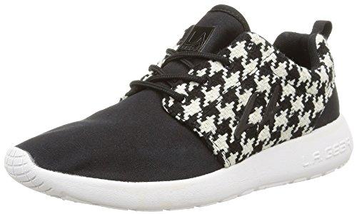 la-gear-sunrise-3614-12-damen-sneaker-schwarz-noir-black-black-white-37