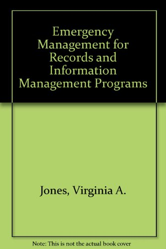 Emergency Management for Records and Information...