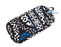 VERA BRADLEY READERS DOUBLE EYE GLASS CASE CANTERBERRY COBALT