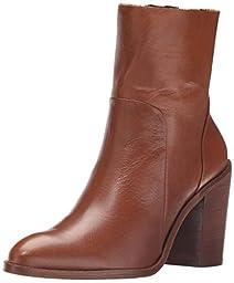 Aldo Women\'s Greca Boot, Cognac, 9 B US