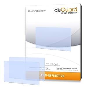 DisGuard Film de protection d'écran de haute qualité pour Canon EOS 100D
