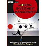 Modern Investment Management: An Equilibrium Approach ~ Robert B. Litterman