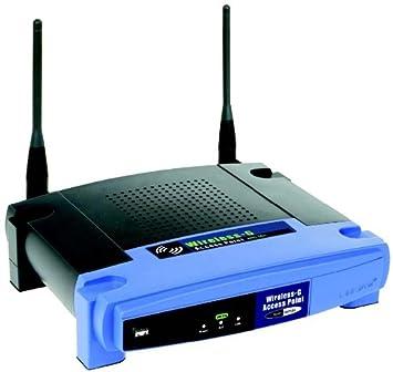 Cisco Linksys WAP54G Wireless G Access Point