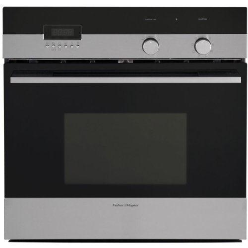 """Fisher Paykel Ob24Sdpx4 24"""" Stainless Steel Electric Single Wall Oven"""