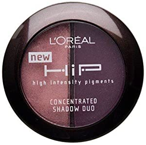 L'Oreal Paris HiP Studio Secrets Professional Concentrated Shadow Duos, Charisma, 0.08 Ounce