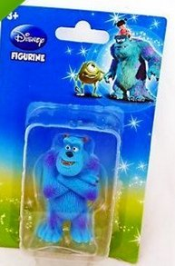 Disney Pixar Monsters University Cake Topper Figurine - Sully